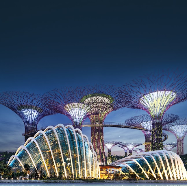 Gardens By The Bay Tickets