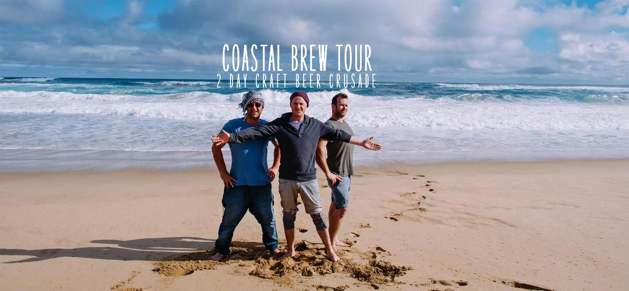 Coastal Brew - Craft Beer Tour