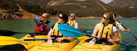 Van Dieman's Land – East Coast Experience Tasmania Australia