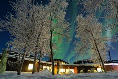 2-days activity package break at Máttaráhkká Northern Lights Lodge