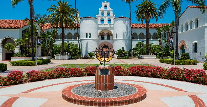 Cantwell-Sacred Heart Of Mary One Day San Diego College Exploration (April 4th)