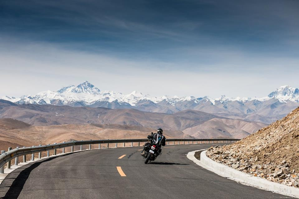RODE TO EVEREST: 07 - 20 MAY 2023
