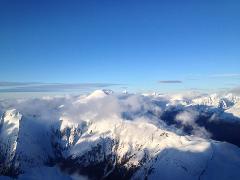 Mt Aspiring & Glaciers
