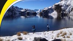 Glacier Spectacular – Mt Hooker and Mt Dechen Glaciers