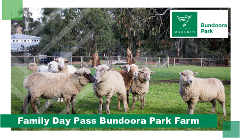 Family Farm Day Pass- 1 Adult + 1 Child