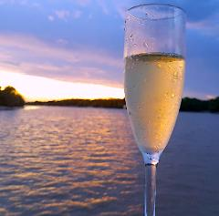 2. Champagne Sunset Cruise - 1.5 hours