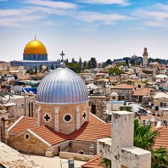 Bart & Carolyn Peacher 9-Day Journey to the Holy Land, November 12 - 20, 2021