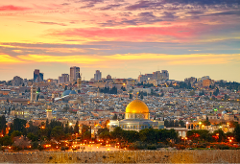 Dr. Doug & Vickie Munton, 10-Day Journey to the Holy Land, December 27, 2020 – January 5, 2021