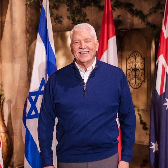 Dr. Curt Dodd 12-Day Journey to Israel & Jordan February 16 – February 27, 2020