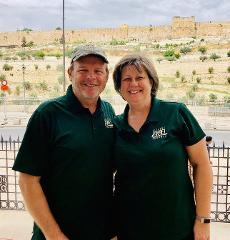 LifeONE Journey Through Israel with Randy & Debbie Fair,  October 11 – 20, 2021