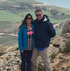 Pastor Mack Roller, 10-Day Journey to the Holy Land, October 4 – 13, 2021
