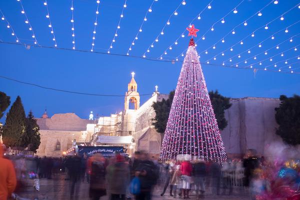 Pastor Brian & Jennifer Mills 10-Day Christmas Spectacular to the Holy Land, November 28 – December 7, 2021