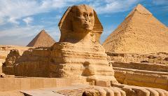 Dr. Delman Coates, 12-Day Adventure to Egypt & Dubai, March 7 – 18, 2023