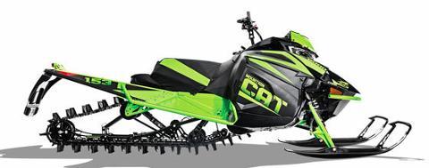 """2018 Arctic Cat M8000 (800cc) 153""""  3""""track"""
