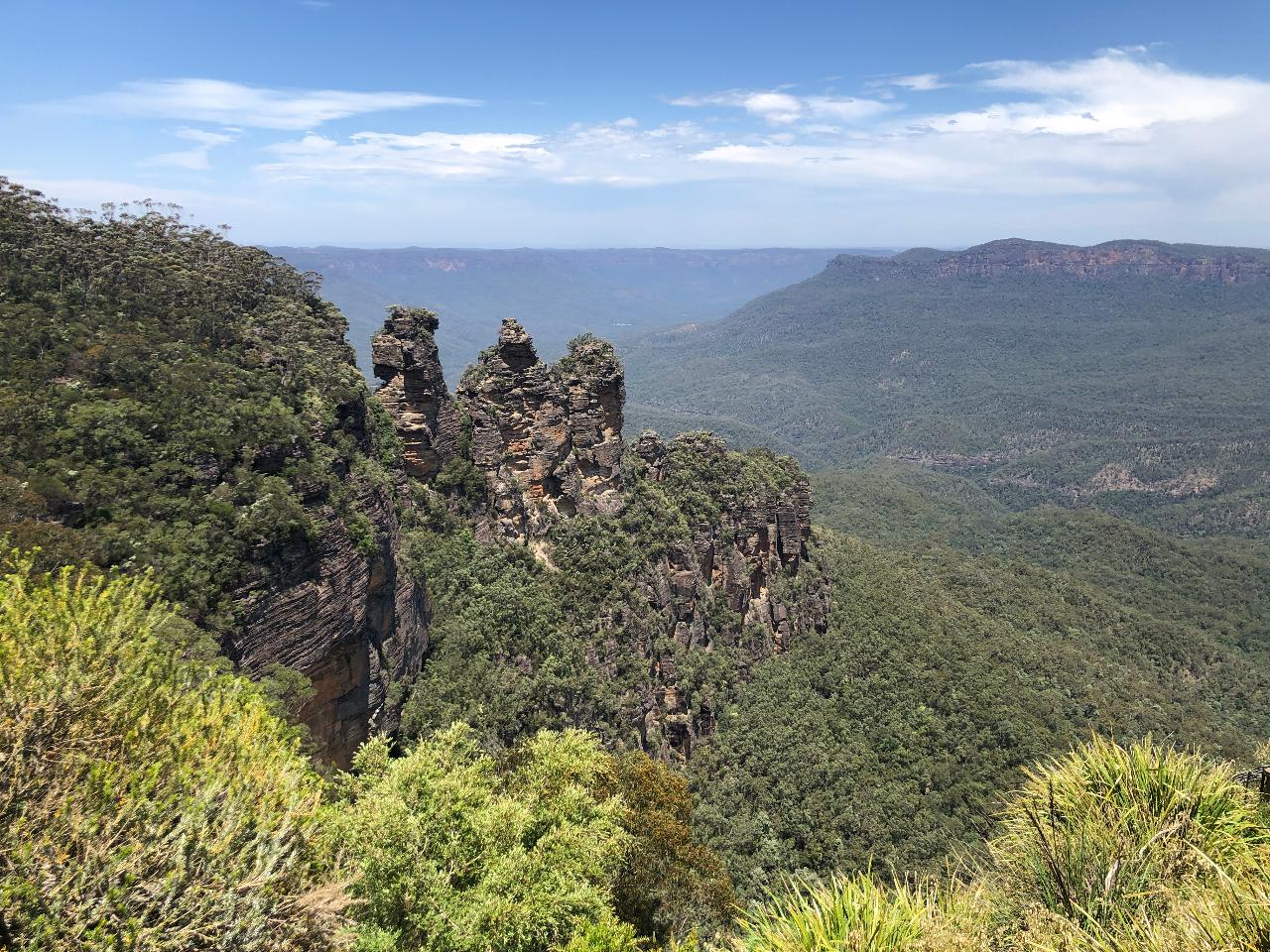 """Blue Mountains """"3 Rides, No Lunch"""" Day Tour  WNLR"""