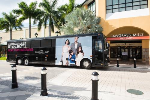 Sawgrass Mills Mall - 2 Days Round Trip $45