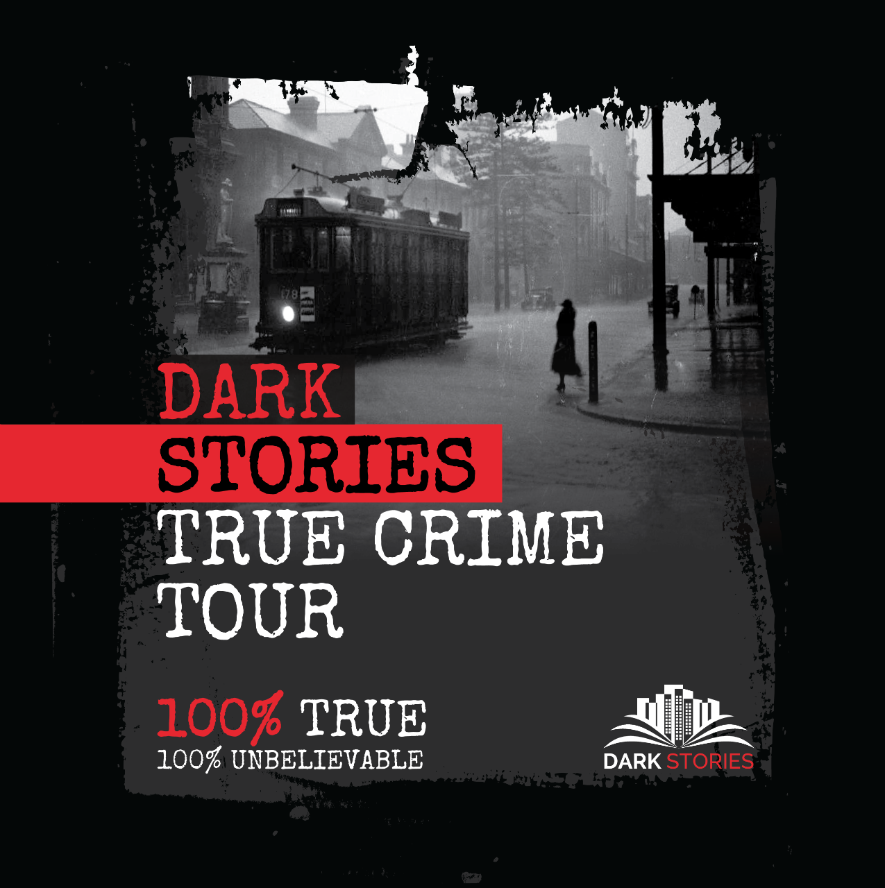 Newcastle's - True Crime Tour