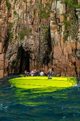 Drift Jet Boat Tour