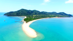 Half Day Dunk Island - 9am to Midday