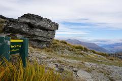Rock Peak Guided Run
