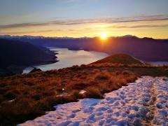 Isthmus Peak Guided Run