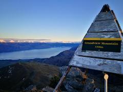 Grandview Mountain Guided Run