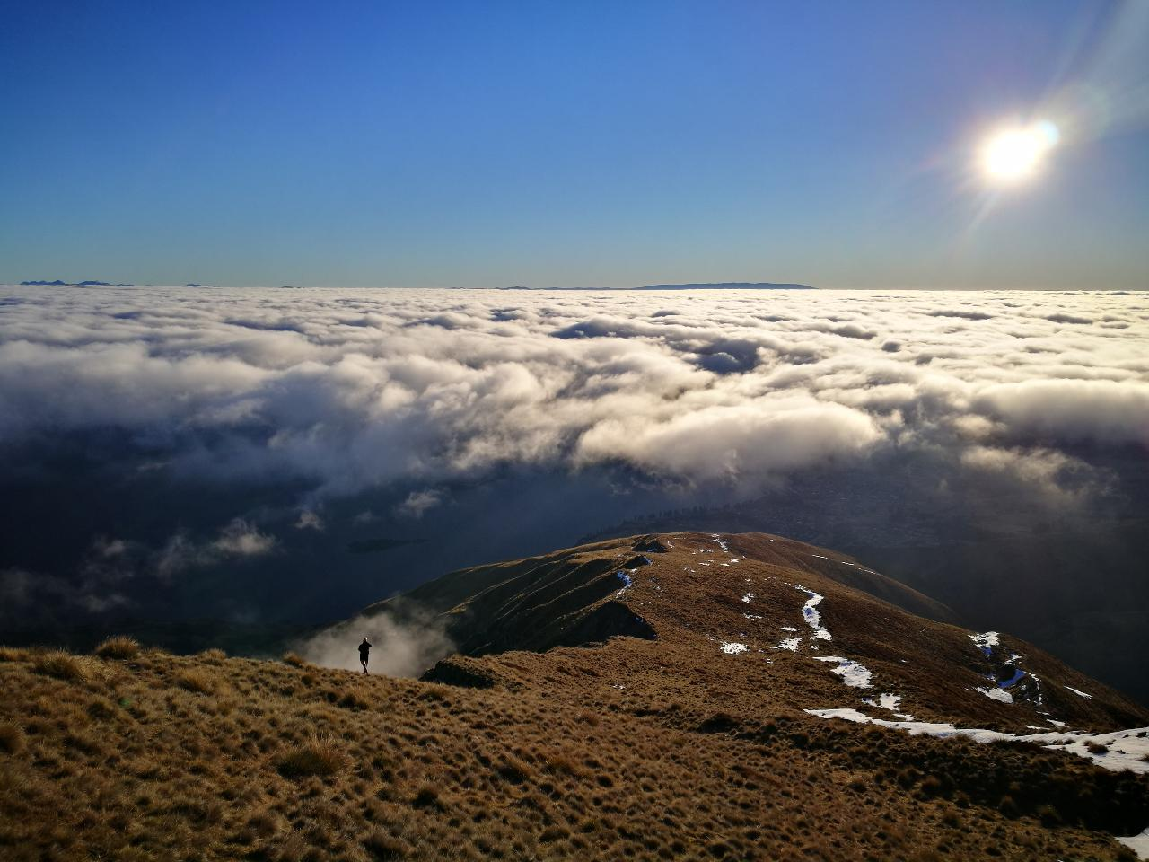 Skyline Trail Guided Run (November – May)