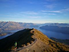 Roys Peak Guided Run