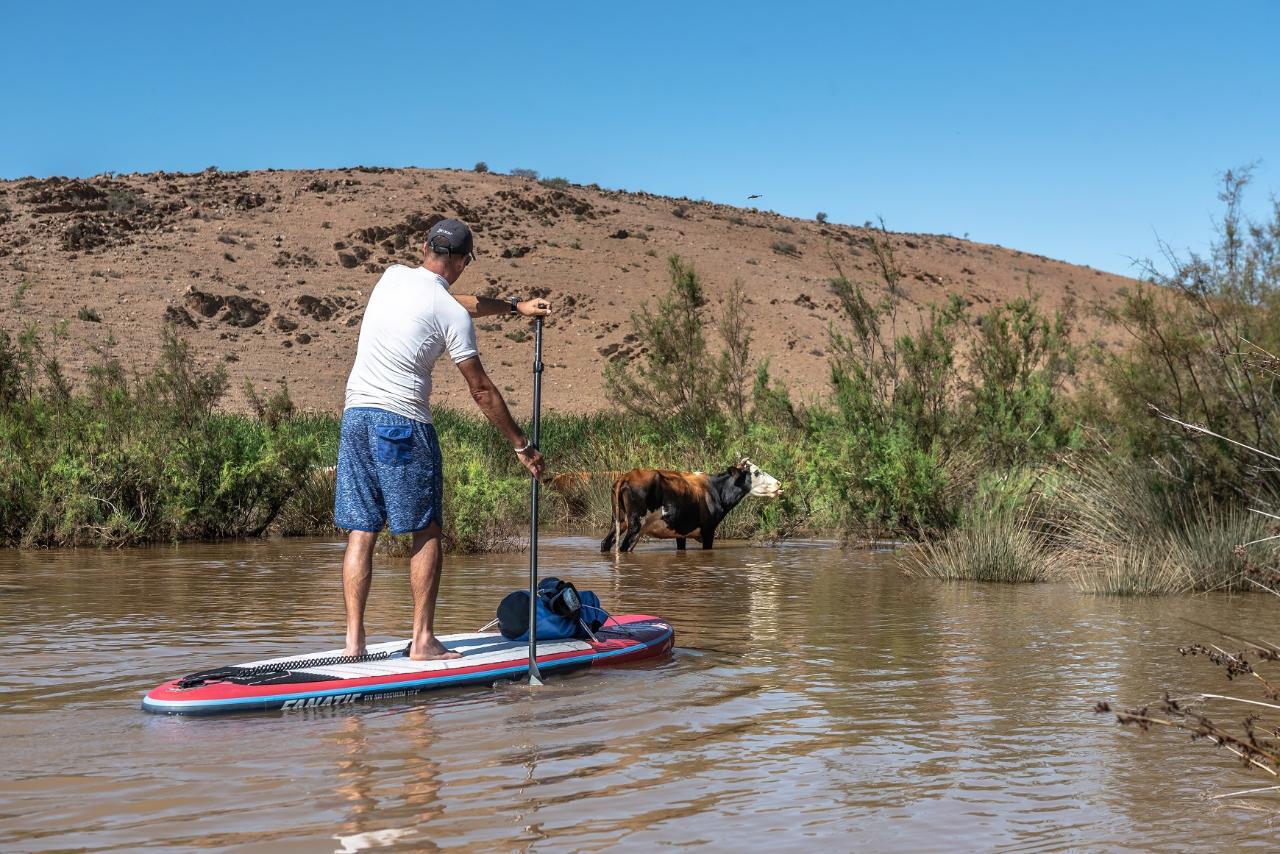 Authentic SUP Paddle Desert Experience * Expérience SUP Paddle dans le désert