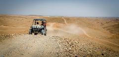 Buggy SSV in Agafay Desert Half day * Buggy Agafay Demi-journée