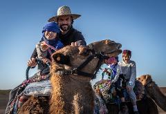 Camel Ride in Marrakech * Balade à dos de dromadaire
