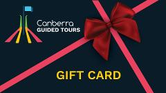 Half day tour gift card
