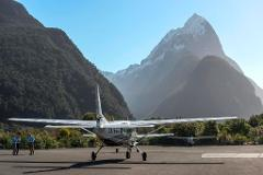 Milford Sound BBQ Experience - Coach Cruise Fly