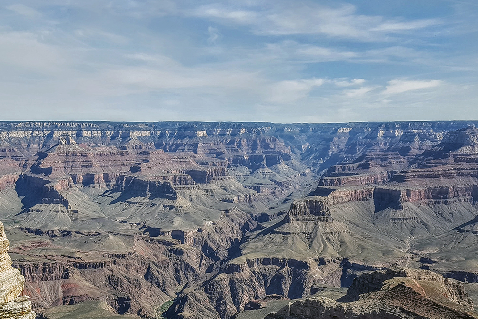 Las Vegas - Grand Canyon South Rim National Park Luxury Bus Tour