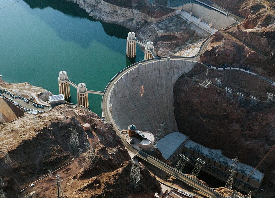 Las Vegas - Hoover Dam Luxury Bus Tour