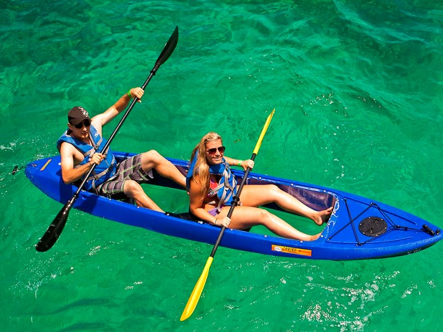 Private Kayak Tours (Group of 8 to 16 Persons)