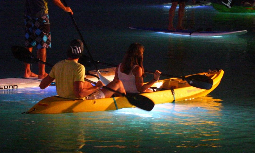 Guided Sunset Kayak Tour