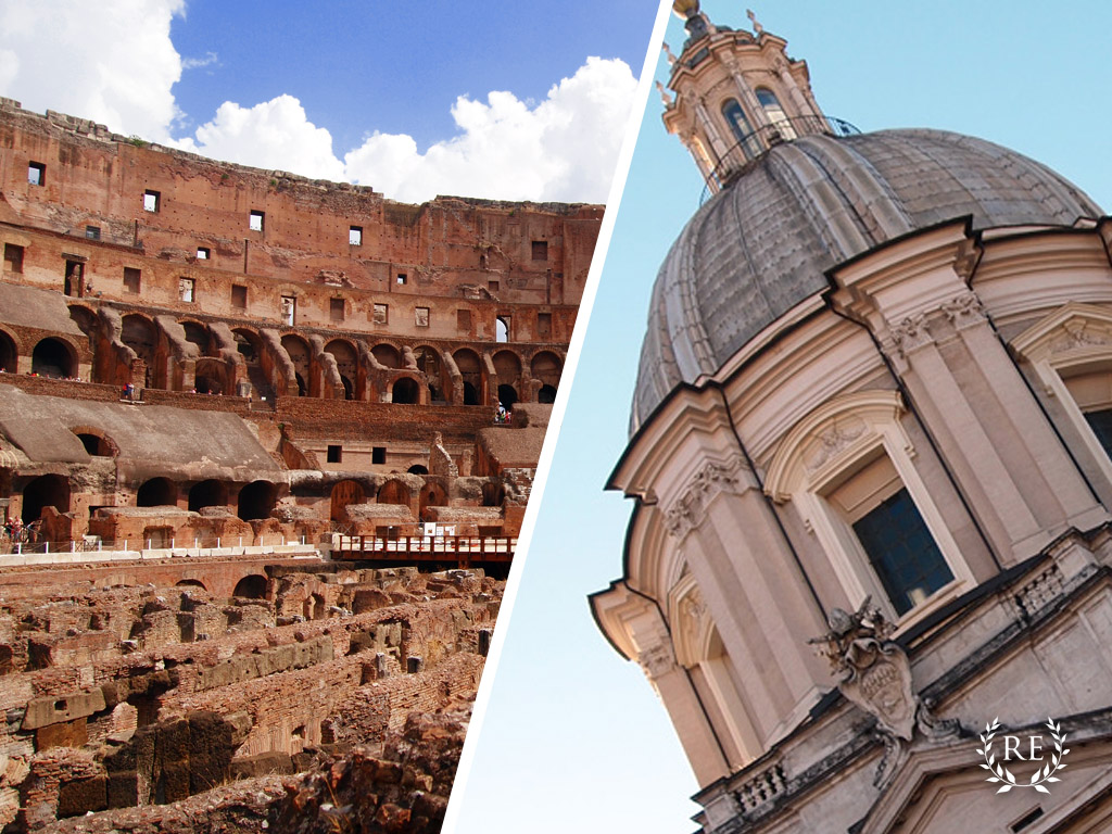 Shore Excursion to Rome — Private Tour