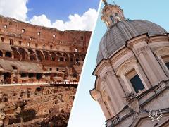 Shore Excursion to Rome — Private Tour