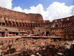 Colosseum Underground Tour — Max 24 people