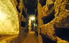 Rome Catacombs Tour, with the Capuchin Crypt and St Clement