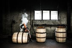 Yalumba Cooperage Tour