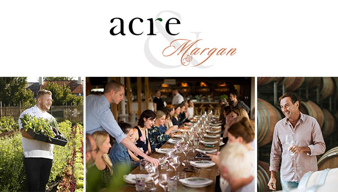 Autumn Lunch at Acre Eatery