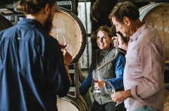 Winery Tour and Gourmet Platter for two