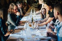 Harvest Lunch Series- Meet the winemaker
