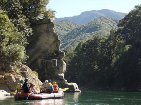 Buller Family Rafting