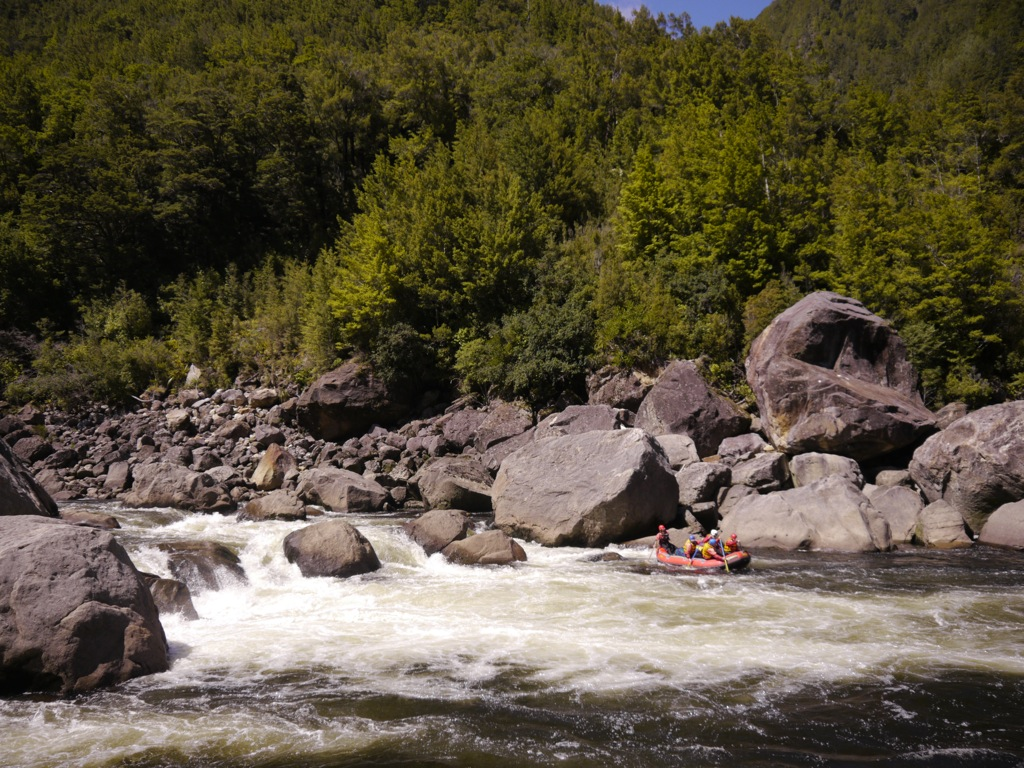 3 Day Karamea Heli Rafting Tour