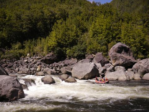 3 Day Karamea Heli Rafting Tour