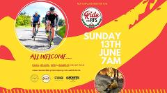 Ride for RFS in the Hunter Valley
