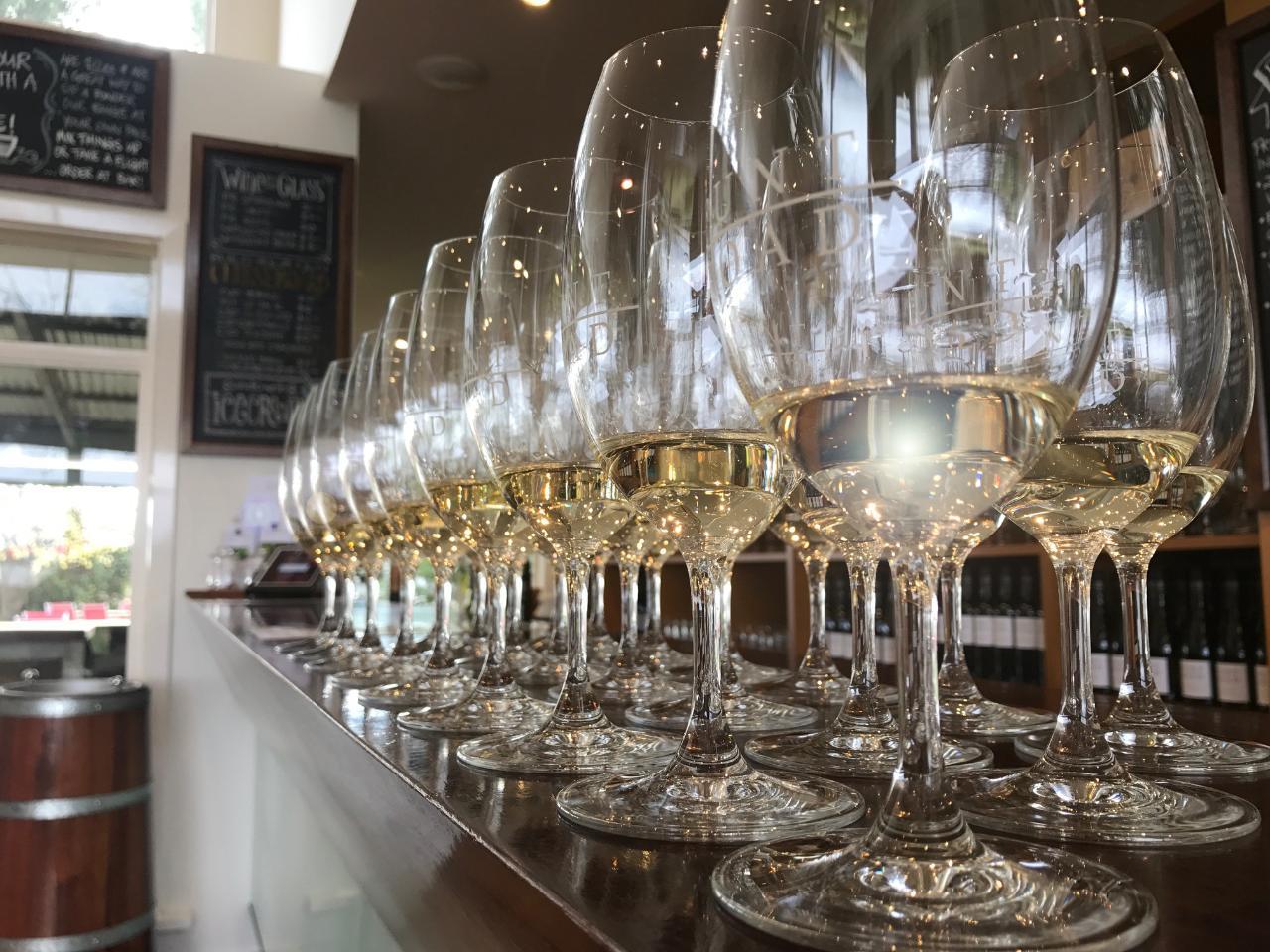 Punt Road Wines - Cellar Door Tasting Session - Large Groups (21 - 40 guests)